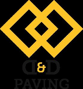 D&D Paving Logo Inverness
