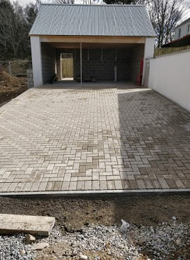 Driveway Inverness paving