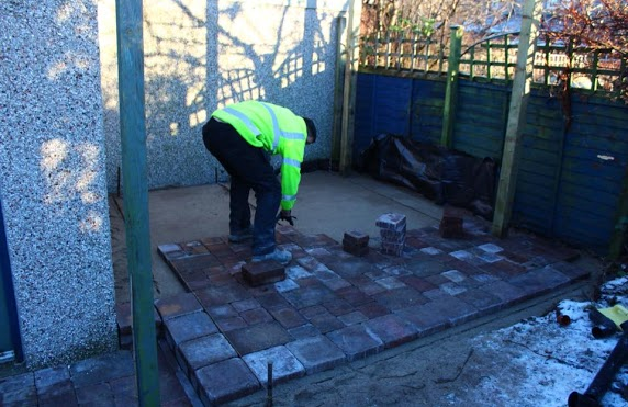 Inverness paver
