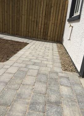 brick pathway inverness