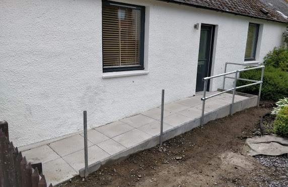 completed ramp inverness
