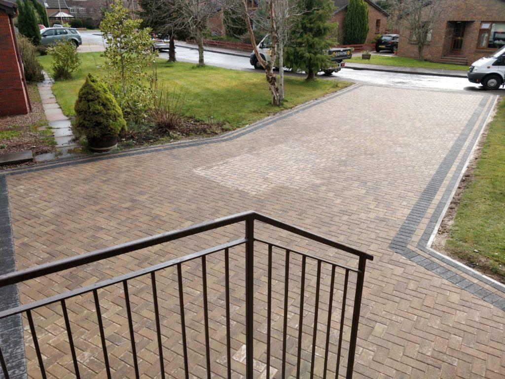 Block Paved Driveways Inverness