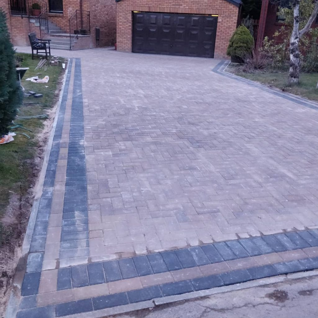 Block Paving Drives Inverness