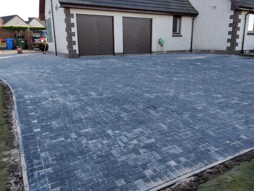 block paving driveways inverness