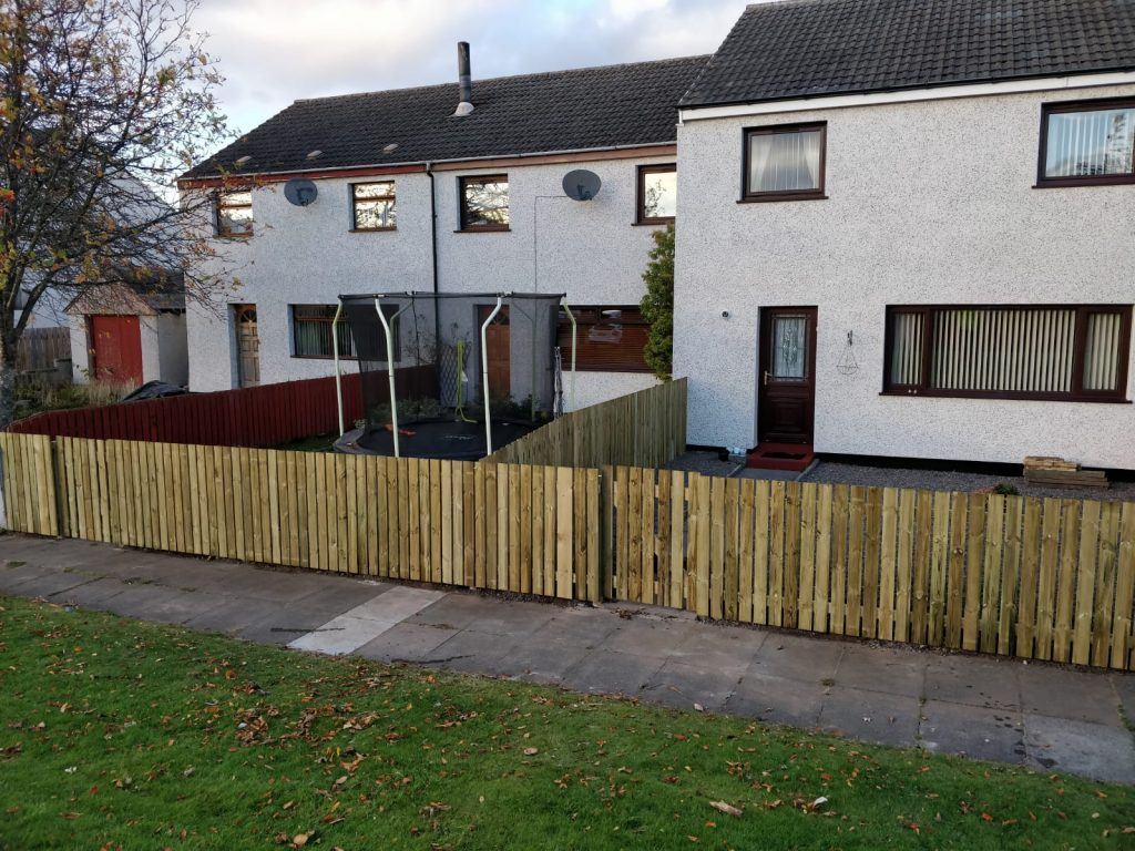 Fencing Inverness