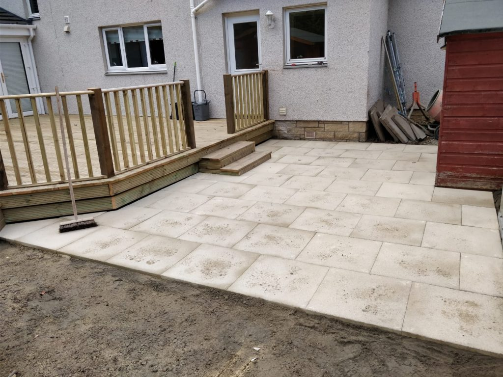 Patios Inverness Paving