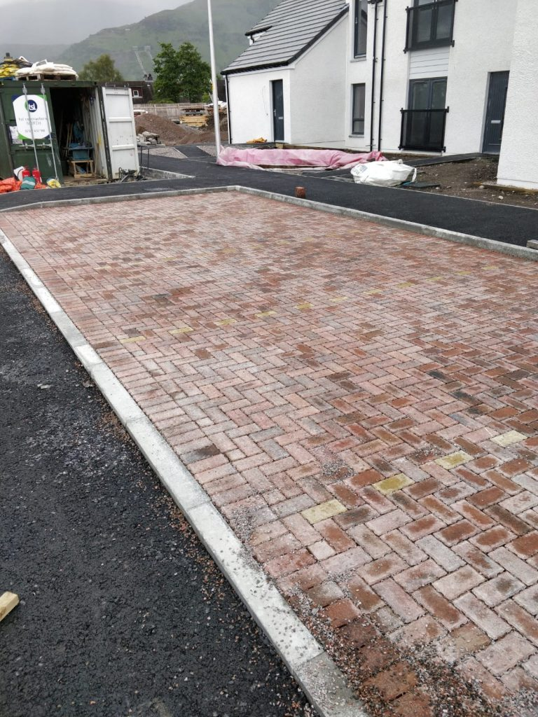 commercial paving work inverness